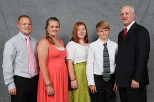 Burke County youth that attended 4-H Electric Congress