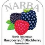 North American Raspberry and Blackberry Association logo