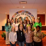 4-H National Congress Delegates 2012