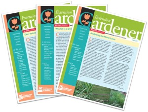 Extension Gardener Newsletters