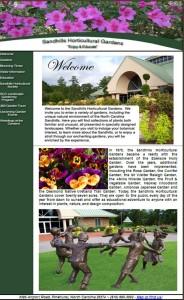 Home Page Sandhills Hort Gardens