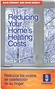 Reducing Your Home's Heating Costs