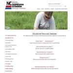 NCCES-EducationalResourcesDatabase
