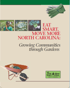 Eat Smart Move More North Carolina cover