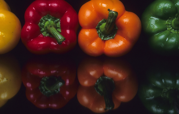 Bell Peppers (red, orange, yellow, Green)