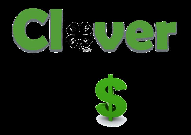 Person County 4 H Clover Cash North Carolina Cooperative Extension