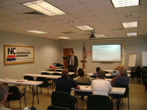 Mineral rights workshop