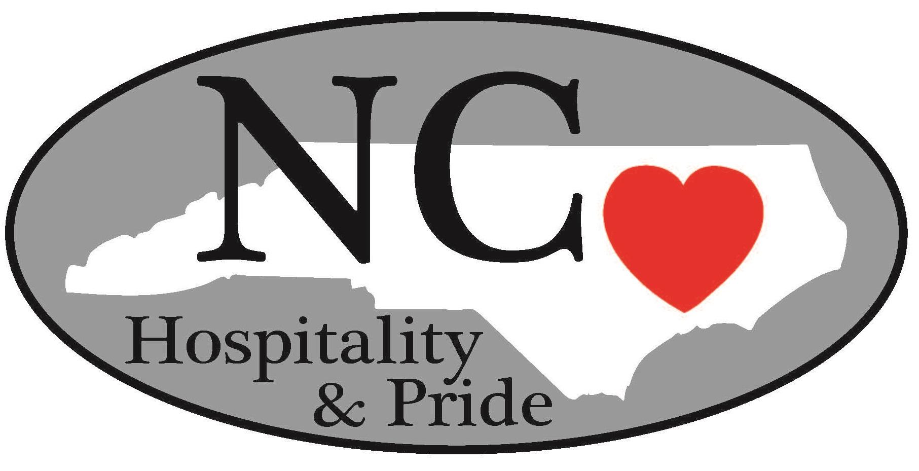NC Hospitality and Pride logo