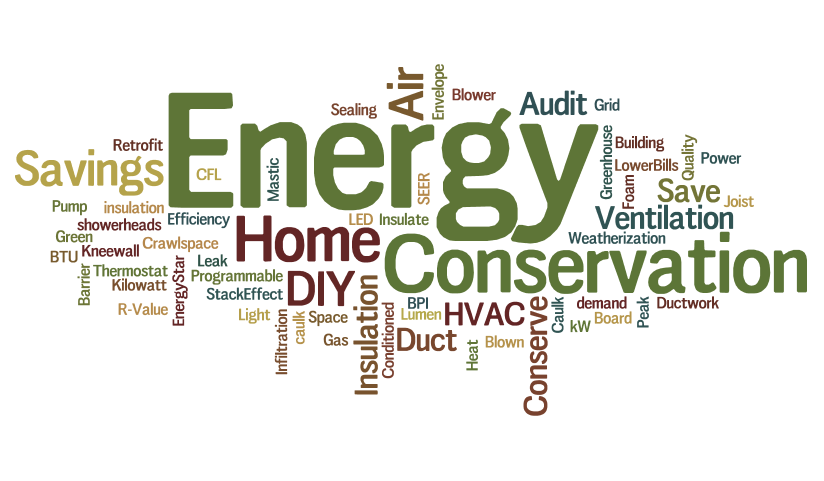 Glossary of Home Energy Terms | NC State Extension