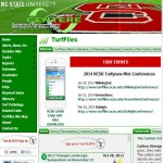 TurfFiles web site