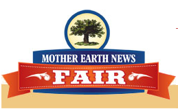 Cover photo for Mother Earth News Fair