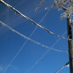 Winter storms may cause power outages.