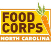 North Carolina FoodCorps logo with Carrot