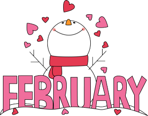 month-of-february-snowman-love