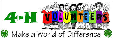 4-H Volunteers Make a World of Difference Image