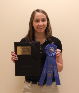 High Exam/ID Senior Individual- Julie Dickerson, Chatham County