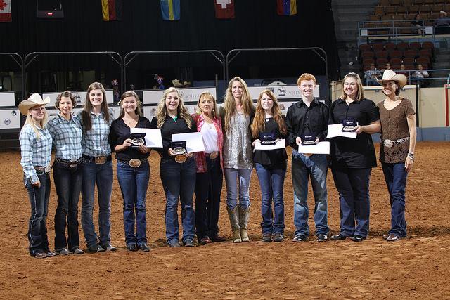 Horsebowl AQHYA World Champions 2013