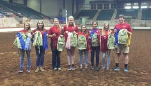 NC Horsebowl Teams