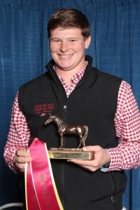Reserve Champion Horsebowl- Pate Pollard