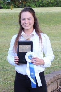 Sierra Simmerman- Sr. Reasons High Individual, Union County
