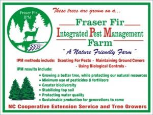 IPM farm sign