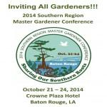 Southern Region EMGV Conference