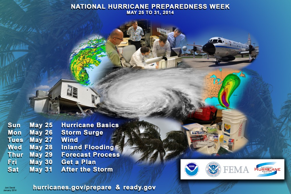 2014 Hurricane Preparedness Week