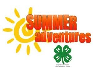 4-H summer adventures