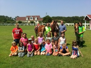 Happy Trails Horse Camp