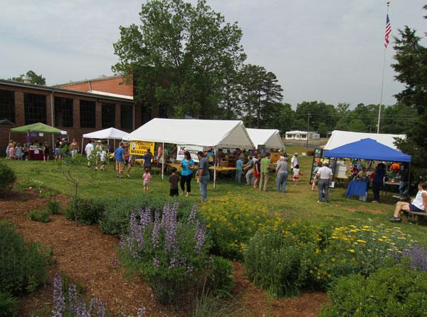 2014 Pollinator Day celebration