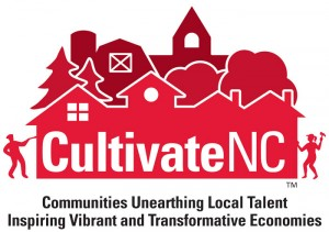 Logo for CultivateNC