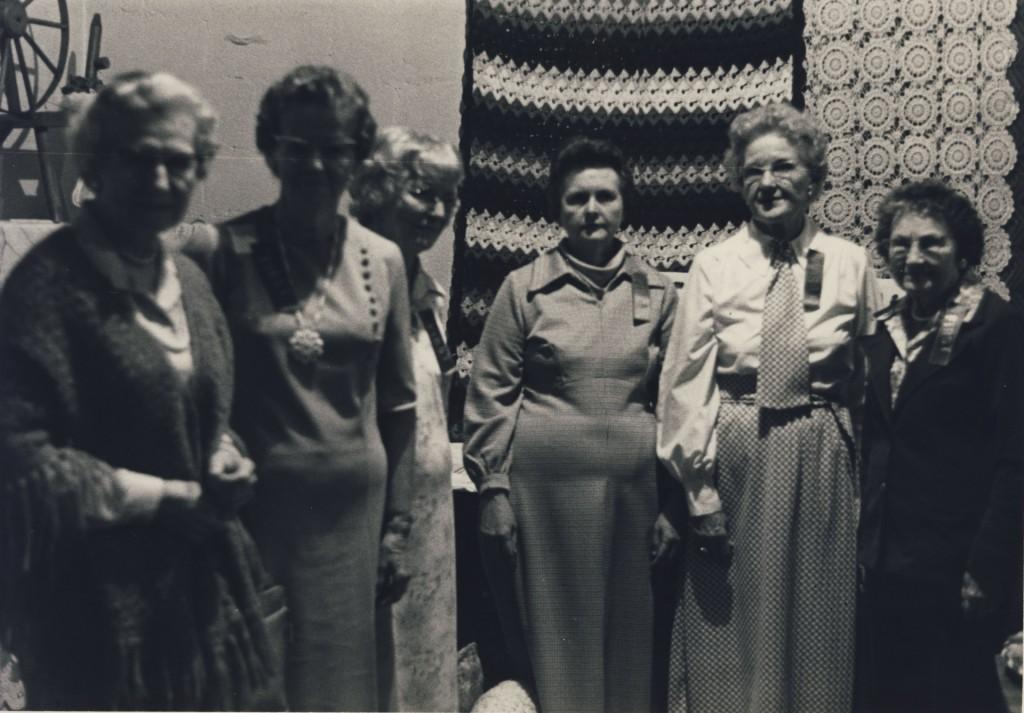 Community Club Ladies (Swain County)