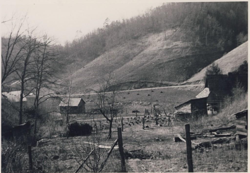 Swain County farm