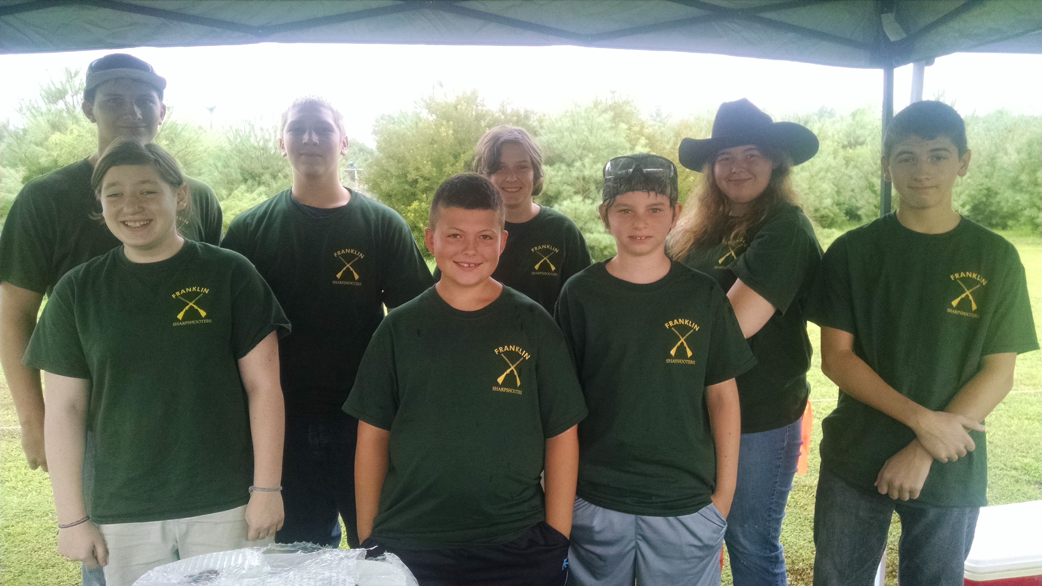 Franklin County 4-H Sharp Shooters