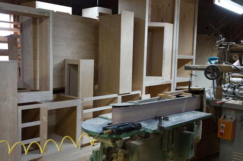 Teague Cabinet Shop
