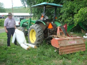 Equipment safety nc state extension many growers use older tractors which do not have pto shields and rollover safety features included is information on tractor and atv safety as well as sciox Image collections