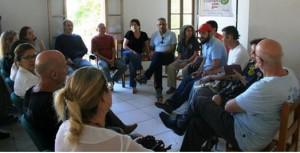 Stake holder meeting in Brasil