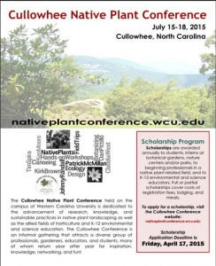 2015-flyer-Native-Plant-Conf