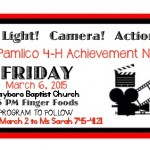 Please join us for the upcoming Achievement Night on March 6th at 6pm.