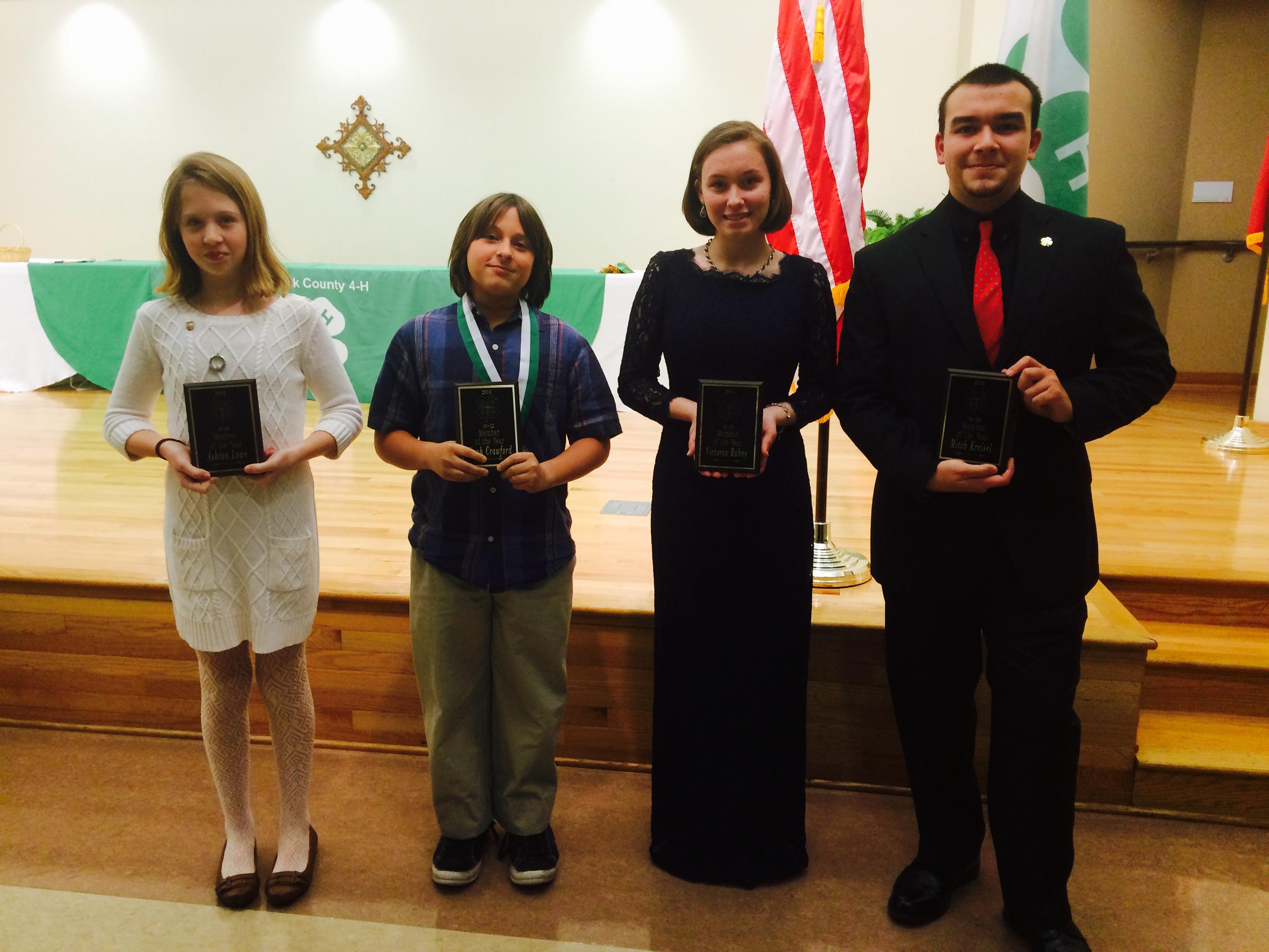 Achievement Night Awards