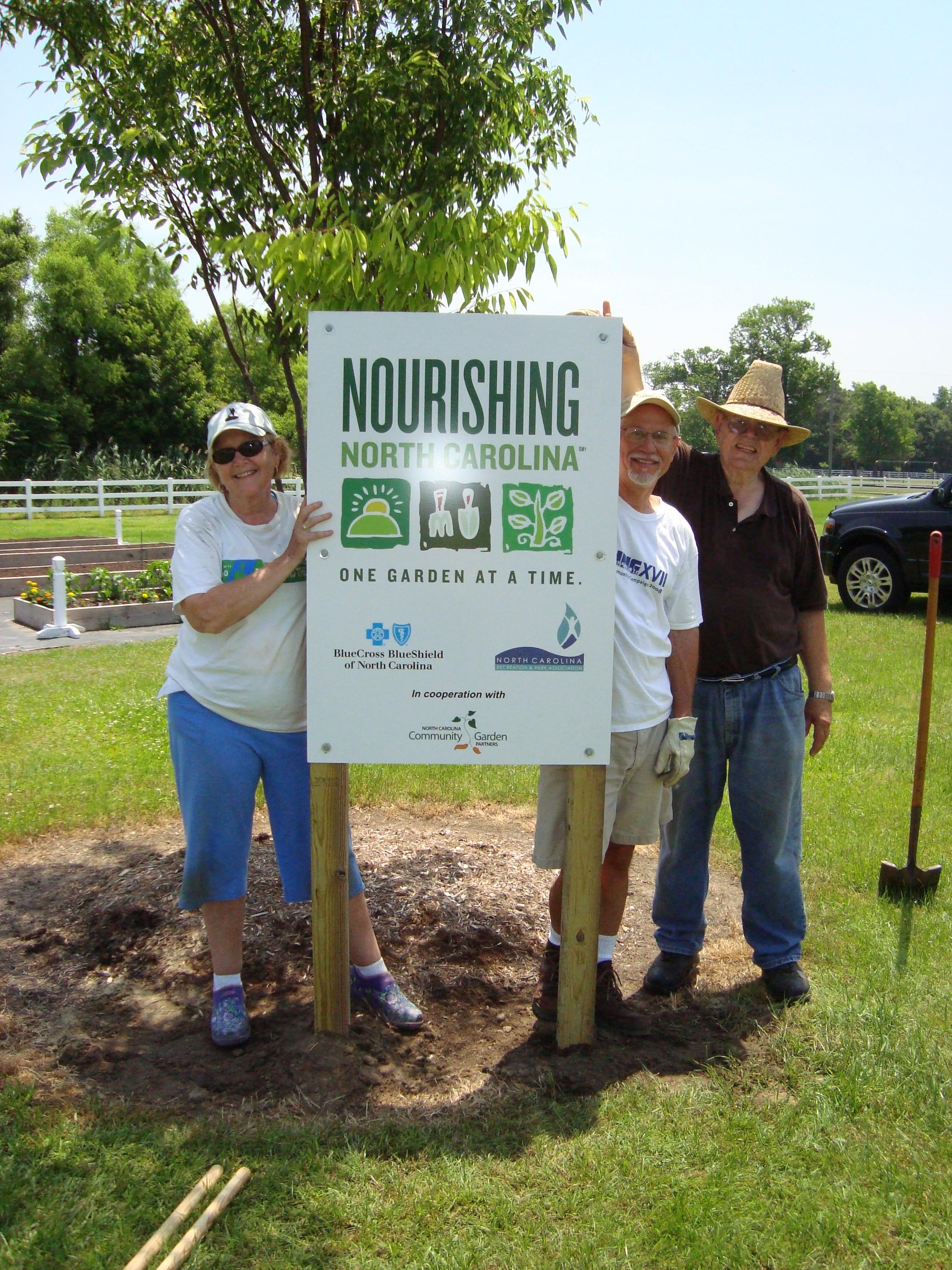 Currituck Community Garden Photo