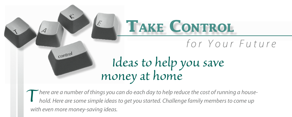 Ideal Save Money at Home