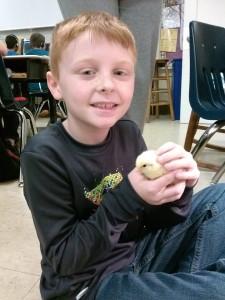 Carter Danielson at Whitnel Elementary School-Darlene Berry