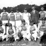 Carolina Wood Turning softball team, 1940