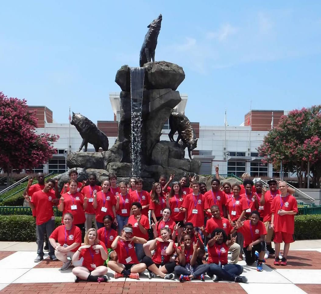 2015 Leadership and College Experience Participants