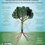 Randolph Electronics Recycling Day 2015
