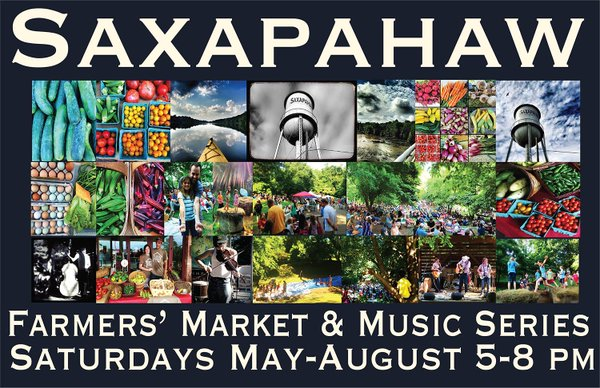 Saxapahaw Farmers Market logo