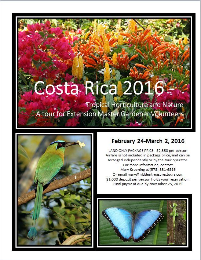 Costa Rica Study Tour