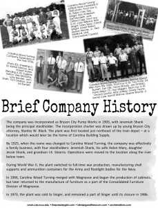 BriefCompanyHistory