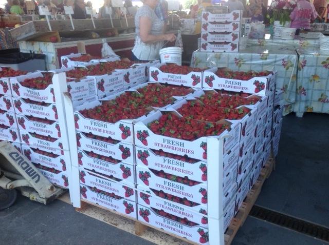 commercial berries